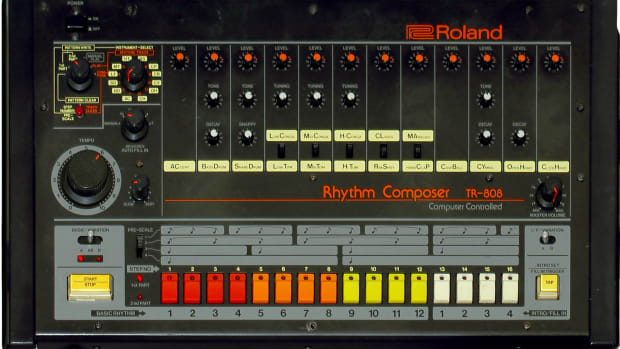 Roland TR 808 Inspired Craft Beer Is Here For 808 Day