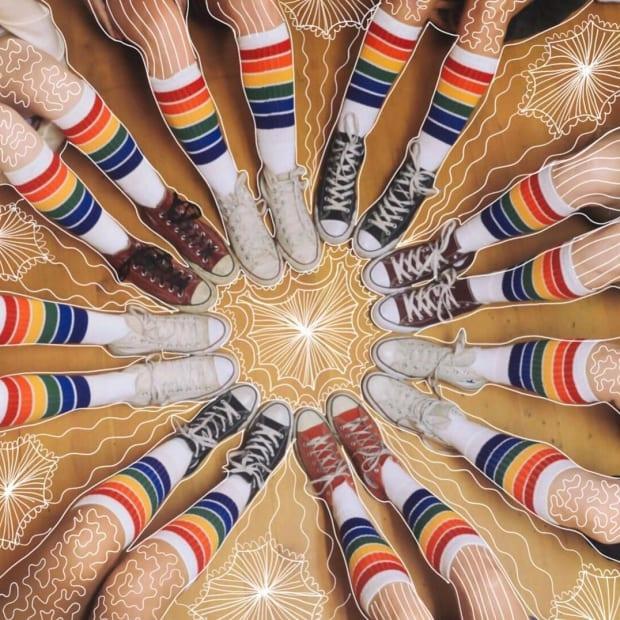 Blewsteel-Socks