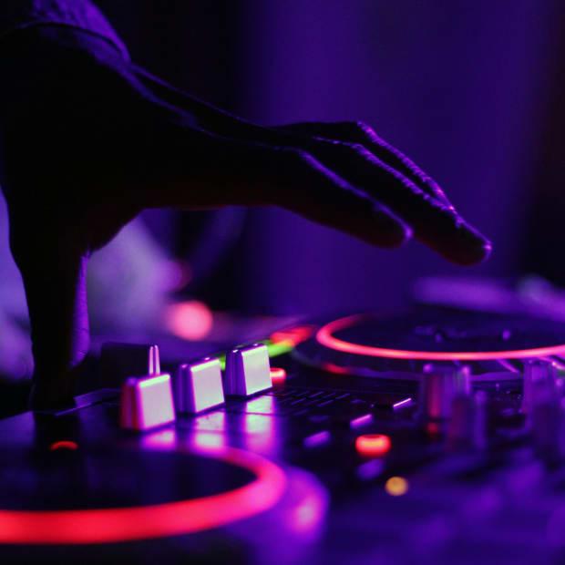 DJ in the Dark