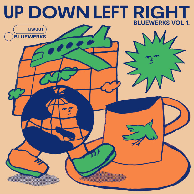 Bluewerks Up Down Left Right Vol. 1