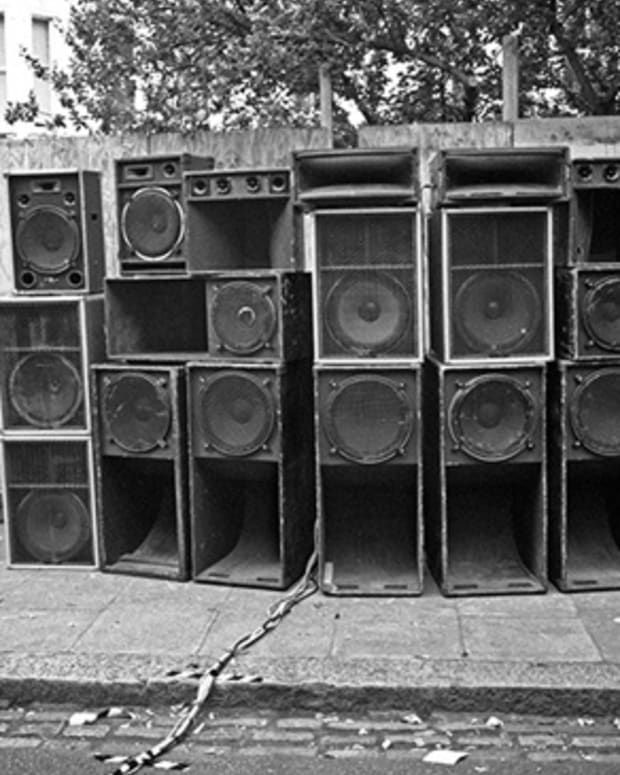 Jamaican Sound System