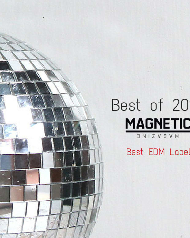 Best EDM label 2015