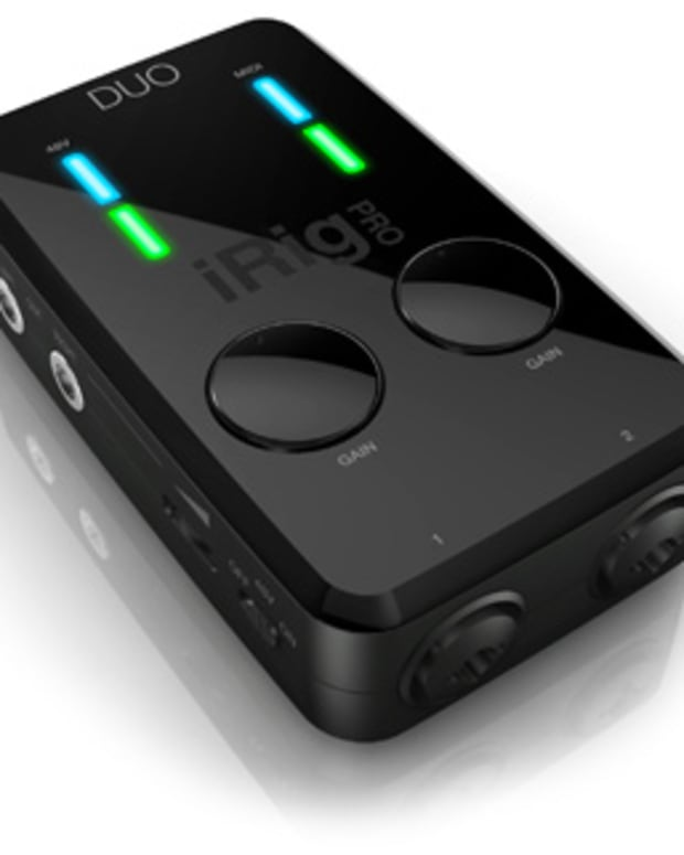 iRig Pro Duo front