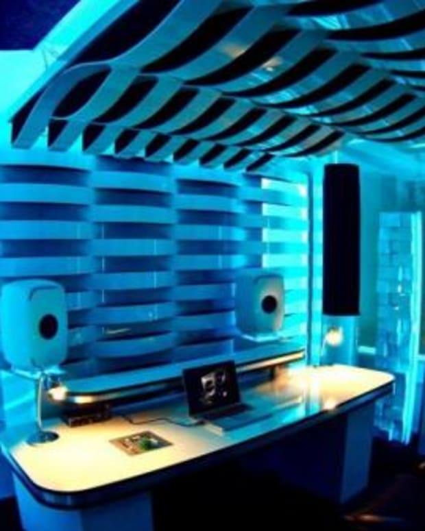 Martin garrix studio