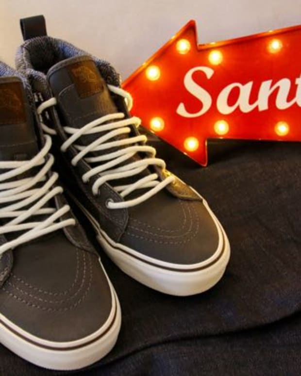 Vans Tweed sneaker
