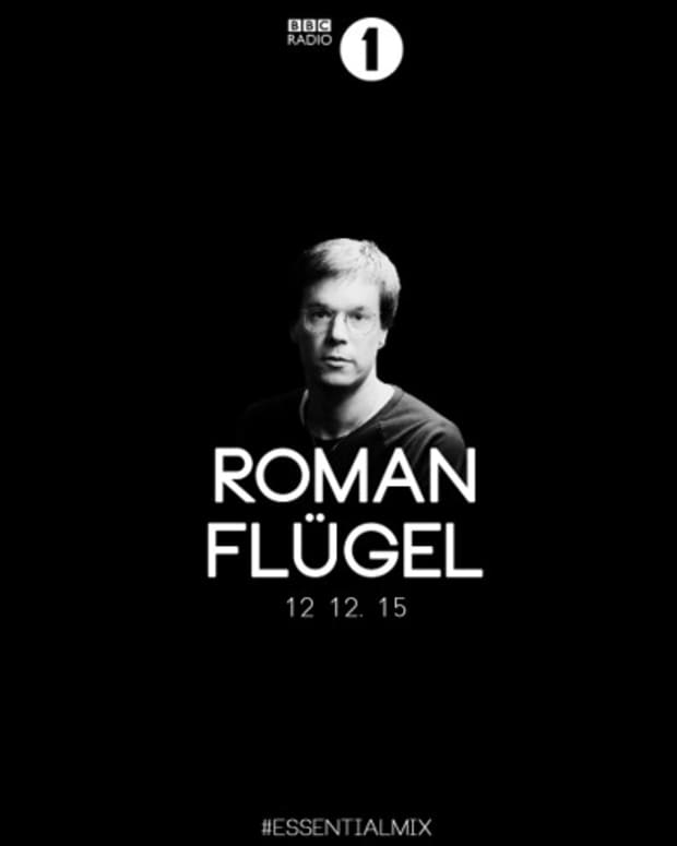 Roman Flügel BBC radio 1 essential mix