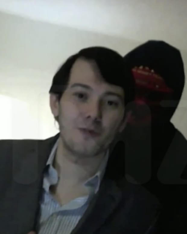 Shkreli diss video