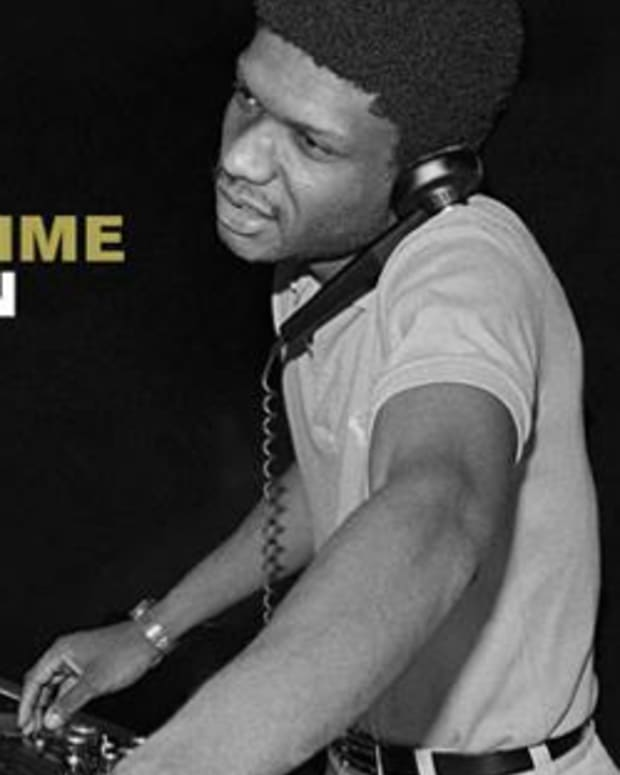 Larry Levan Genius of TIme