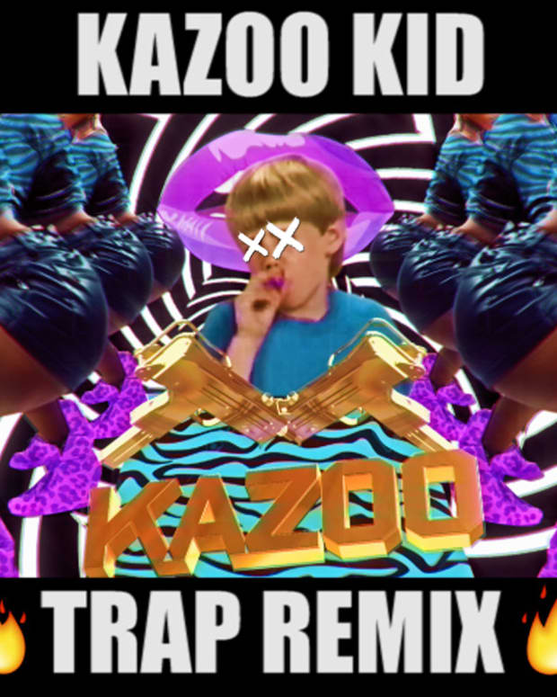 Kazoo Kid Trap Remix