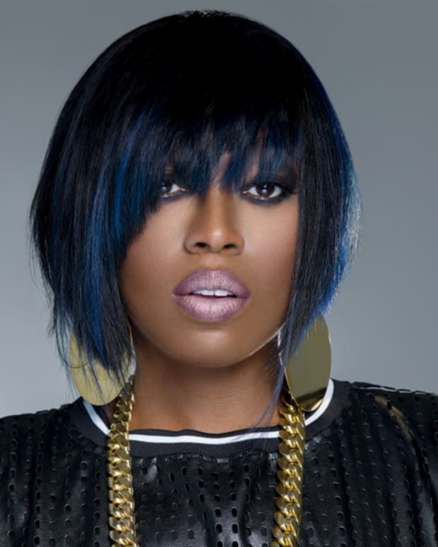 Missy Elliott (Photo by Atlantic Records)