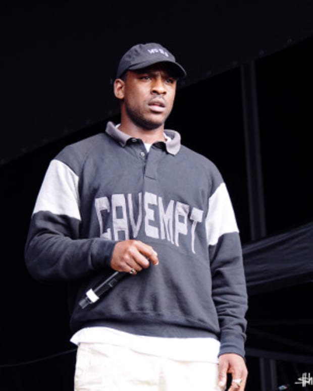Skepta (photo by Shoki Shoot)