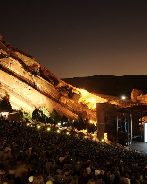 Red Rocks (photo by David Amirault)