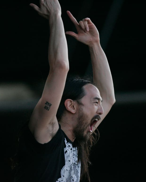 Steve Aoki (photo by Eva Rinaldi)