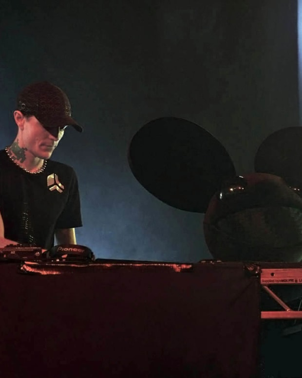 deadmau5 (photo by Haydn Curtis)