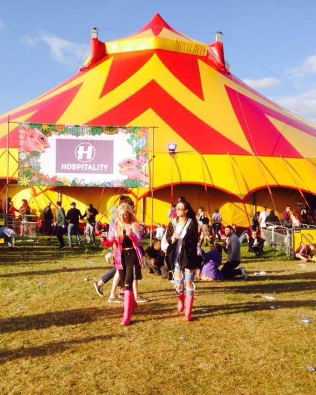Hospo Tent WE Are fest