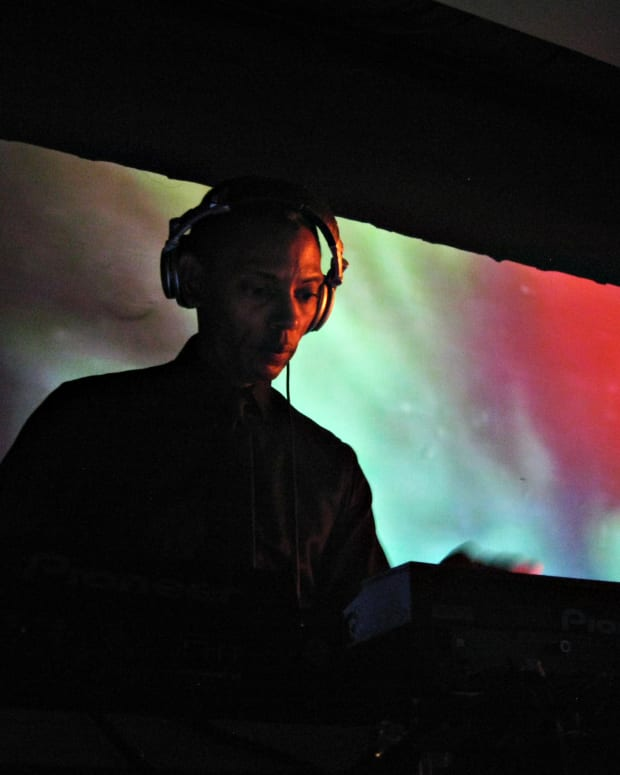 Jeff Mills (photo via Basic Sounds)