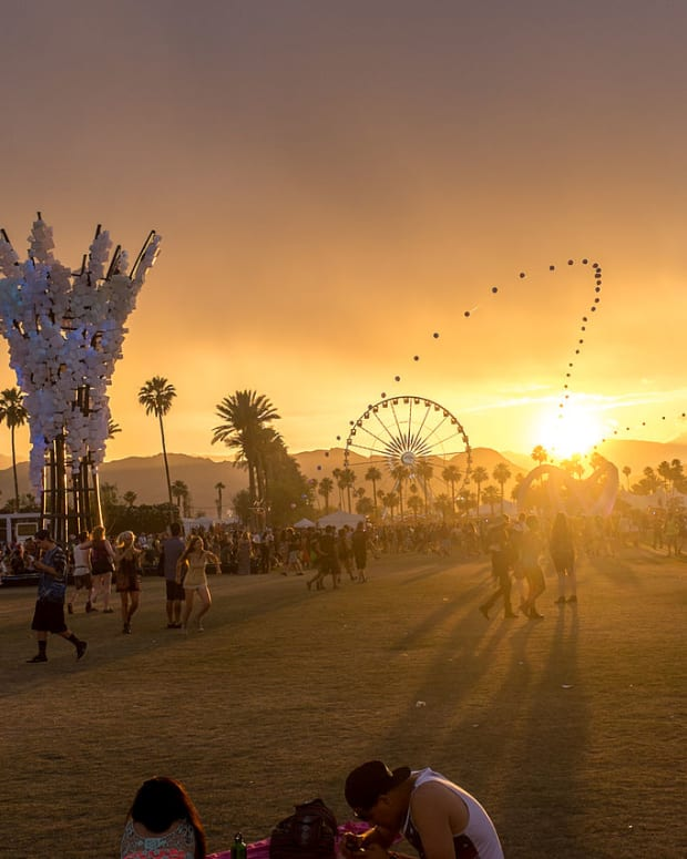 Coachella (photo by Alan Paone)