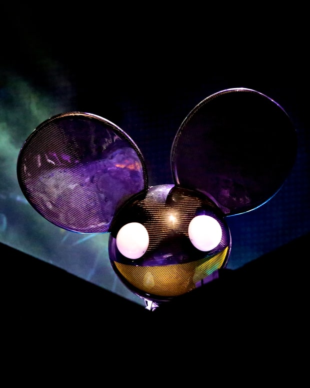 Deadmau5 helmet head