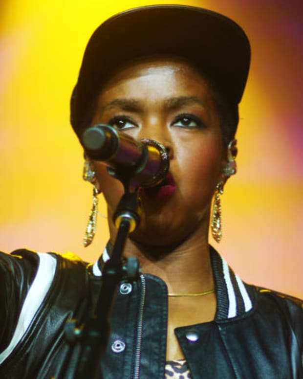 Lauryn Hill (photo via The Come Up Show)