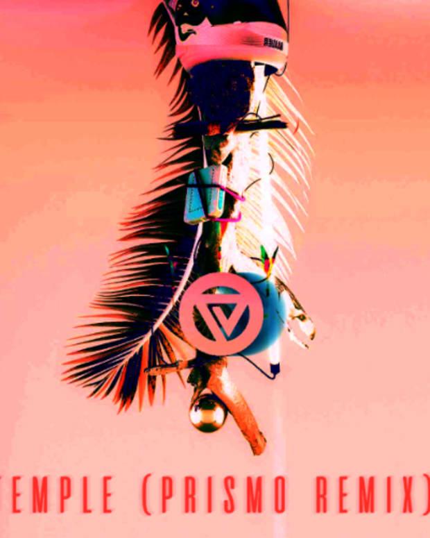 Baauer - 'Temple (Prismo Remix)'