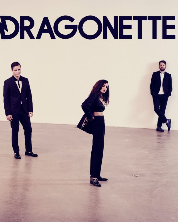 Dragonette Band Photo