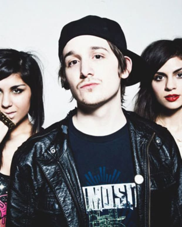 Rain Man Launches First Tour Without Krewella