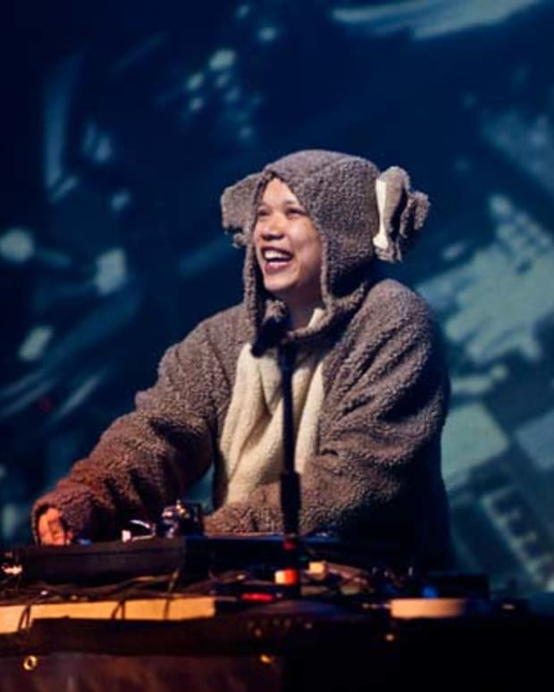 Kid Koala Performs At 02 Academy Islington—Celebrating New Album 12 Bit Blues Via Ninja Tune