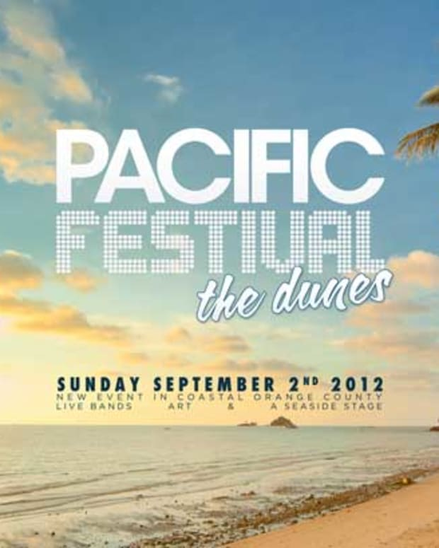 "Pacific Festival ""The Dunes"" September 2nd Newport Beach"