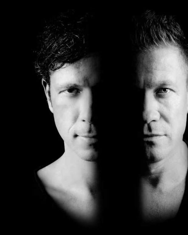Watch: DJ Answers with Cosmic Gate