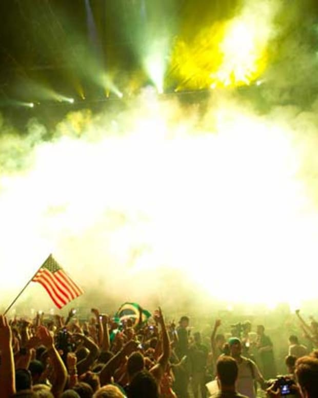 Event Recap: The Highs, The Lows—Magnetic Breaks Down Electric Zoo 2012