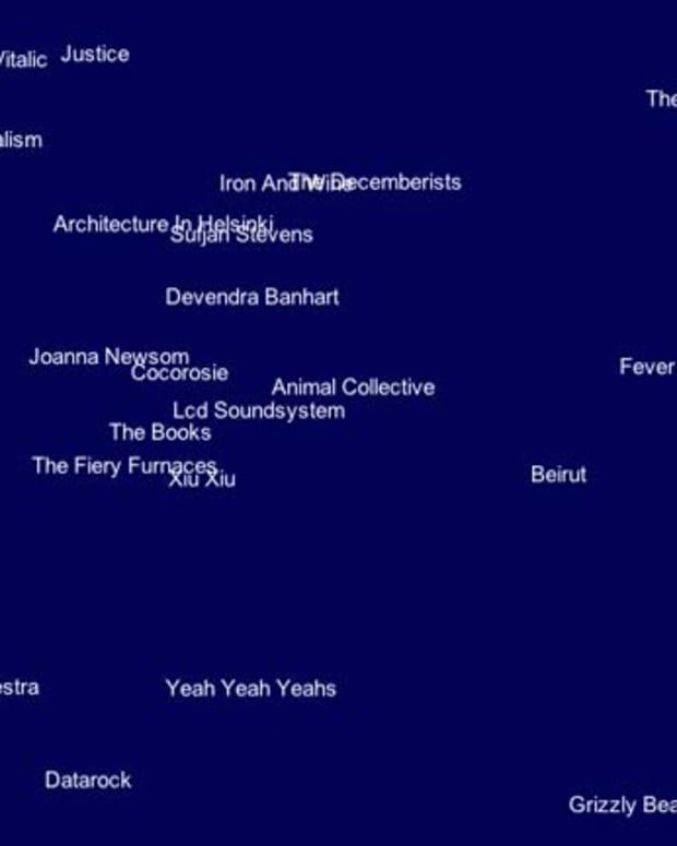 music-map