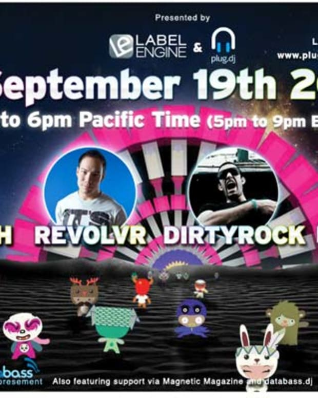 Get Social, Join Our (Virtual) Afterparty With Lazy Rich, Revolvr, Dirty Rock and Rektchordz