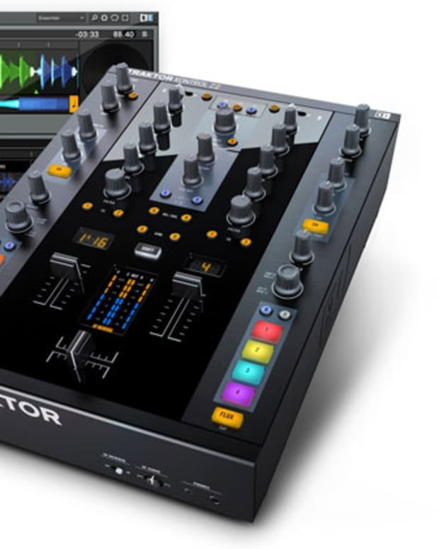 Traktor Kontrol Z2 Almost Here—In Stores November 1