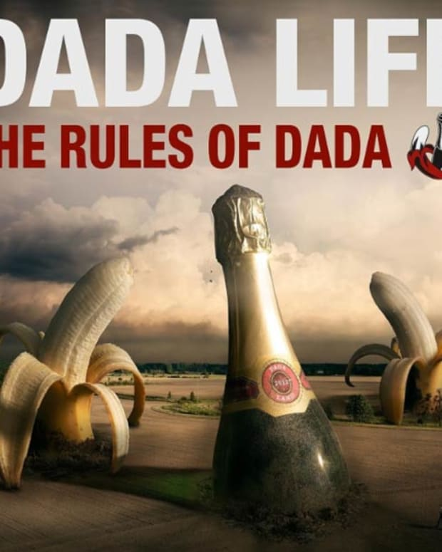 "Dada Life ""The Rules Of Dada"" via So Much Dada"