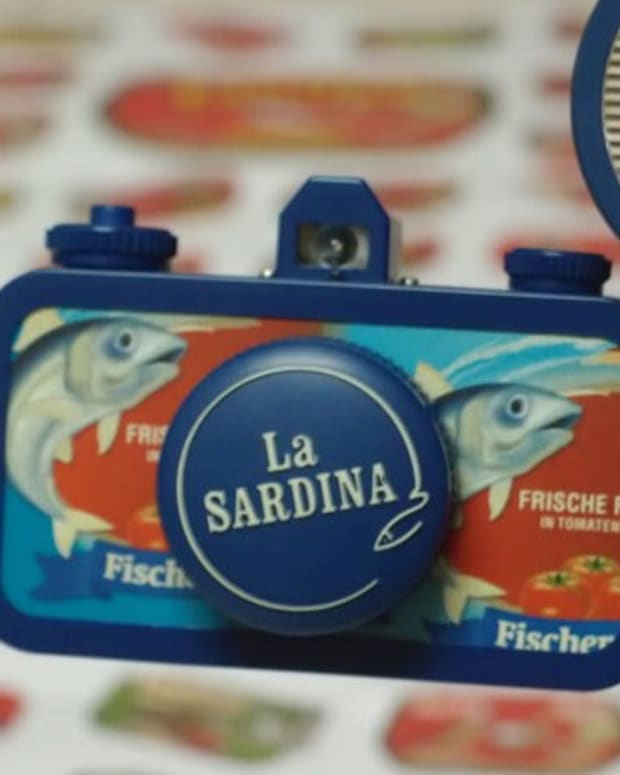 La Sardina Cameras: Analog Photography is Cool Again