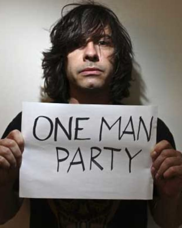 "Free Download: One Man Party DJ Mix ""The Rough Guide"" Part 1"