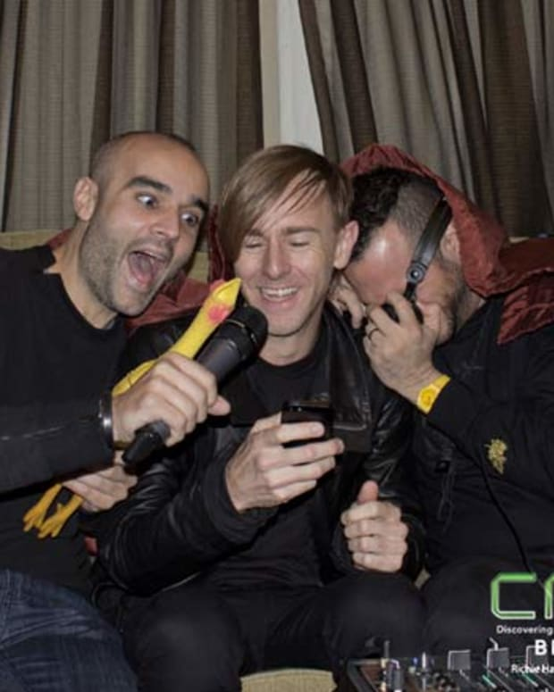 CNTRL: Beyond Sandy—Live Updates From The Richie Hawtin Tour