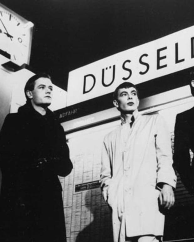 Kraftwerk Gets Ready For Eight Nights In Dusseldorf, Germany Next January