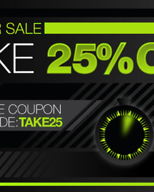 Cyber Monday: 25% Off Everything In The Beatport Store