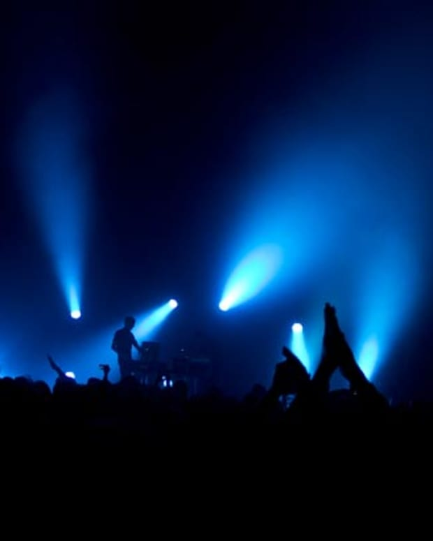 Event Recap: Simian Mobile Disco Live at The Henry Fonda Theater