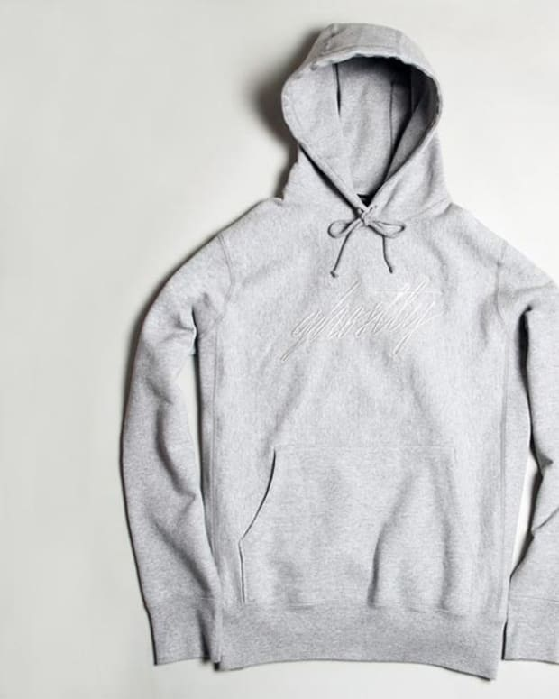 Xmas Want: Ghostly Fleece Hoodie