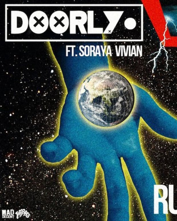 "Free Download: Doorly Featuring Soraya Vivian ""Rush"" DJ Yoda Remix"