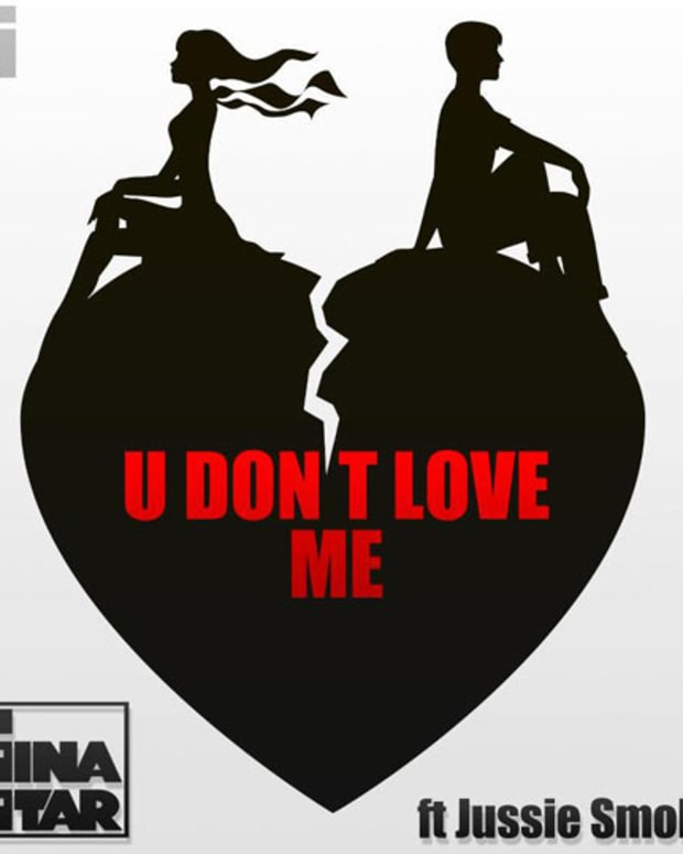 "Stream: Gina Star featuring Jussie Smollett ""U Don't Love Me"""