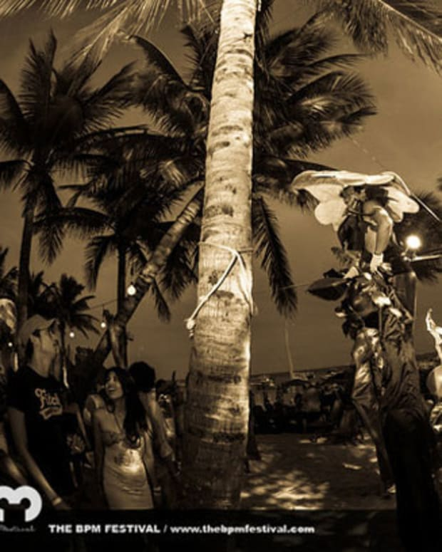 Photo Gallery: BPM Festival with Ovum, Cielo, Carl Cox and Behrouz