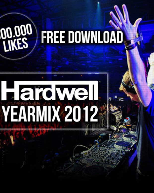 "Free Download: Hardwell ""Yearmix"" 2012"