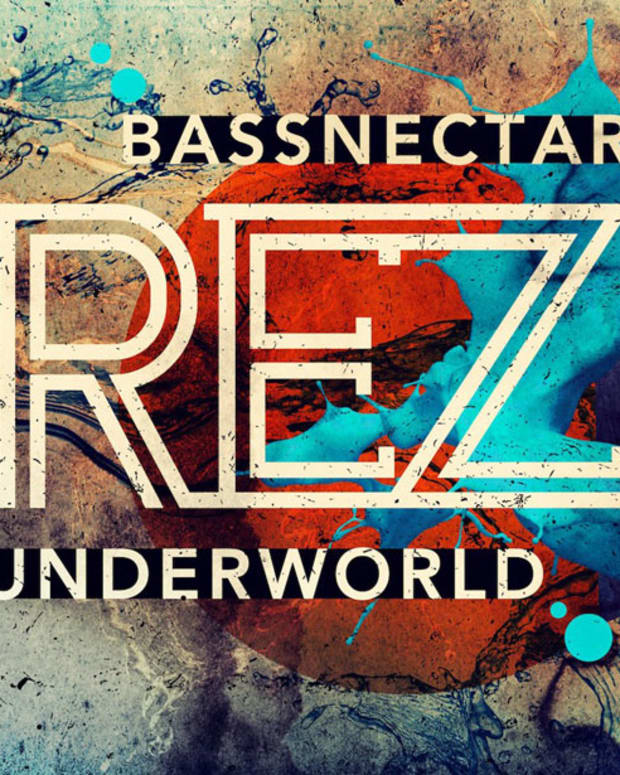 "Listen: Underworld ""Rez"" Bassnectar Remix"