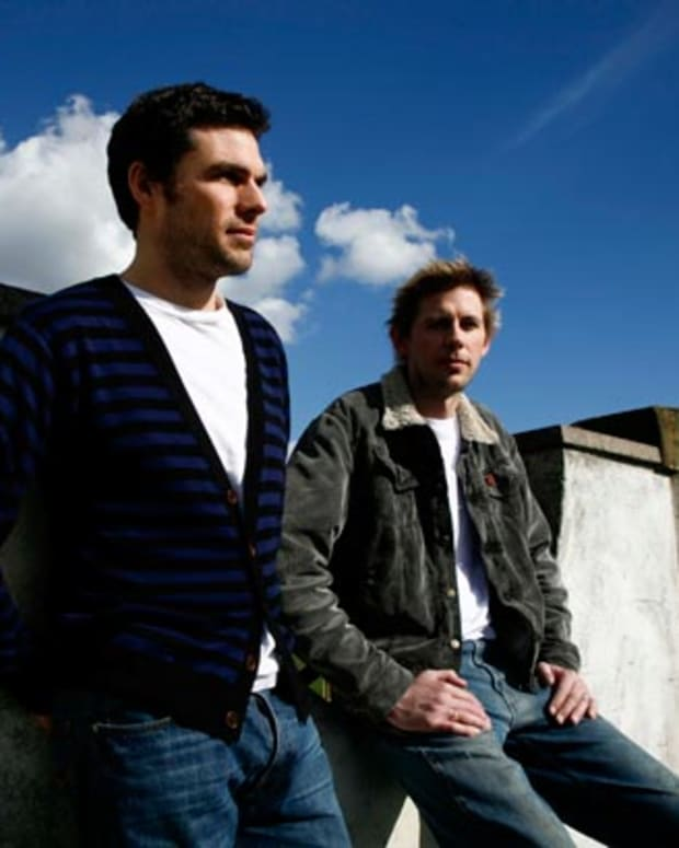 "Stream: Groove Armada ""2013 Welcome Mix"""