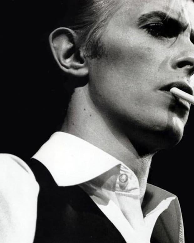 """Stream: David Bowie """"Golden Years"""" Tim Fuchs Edit"""