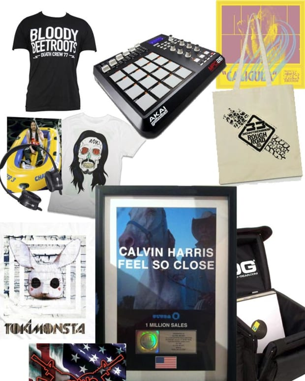 Ultra Music & Their Artists Launch Series Of Charity Auctions On Ebay For Hurricane Sandy Relief