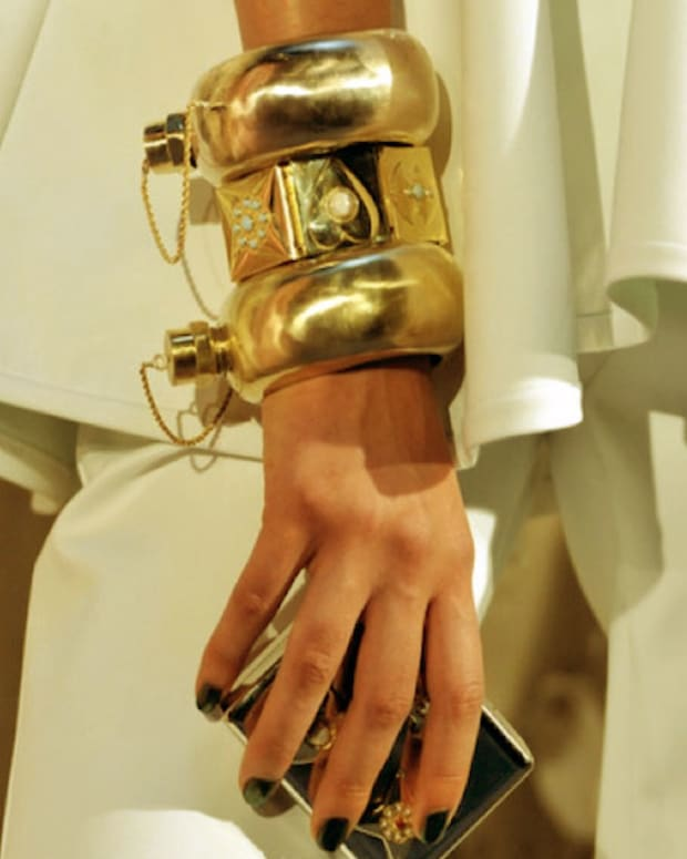Want: Flask Bangle by Cynthia Rowley